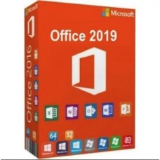 Microsoft Office 2019 Professional Plus - 1 User / 1 Device
