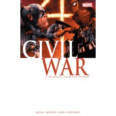 Marvel's Civil War Saga - Ebook (CBR File)