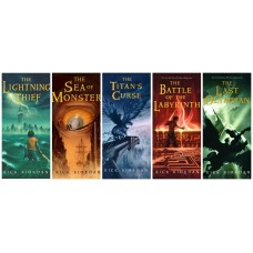 Percy Jackson Series - Ebook (epub or pdf)