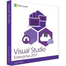 Microsoft Visual Studio 2017 Enterprise - 1PC / 1 User - Download & Key