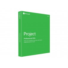 Microsoft Project Professional 2016 Full 1 User Lifetime License